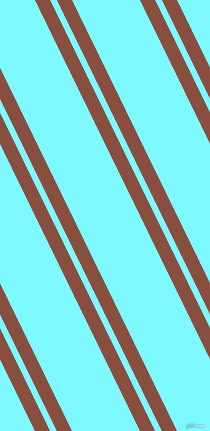 116 degree angles dual stripes line, 27 pixel line width, 12 and 121 pixels line spacing, Mule Fawn and Electric Blue dual two line striped seamless tileable
