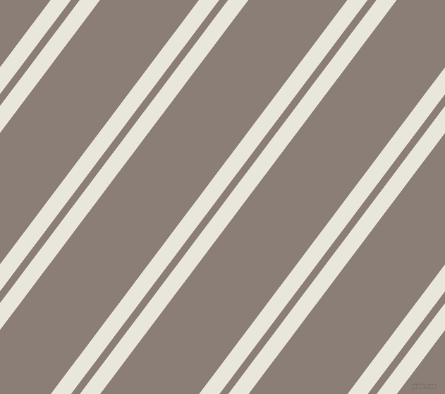 53 degree angle dual striped lines, 23 pixel lines width, 10 and 112 pixel line spacing, Narvik and Hurricane dual two line striped seamless tileable