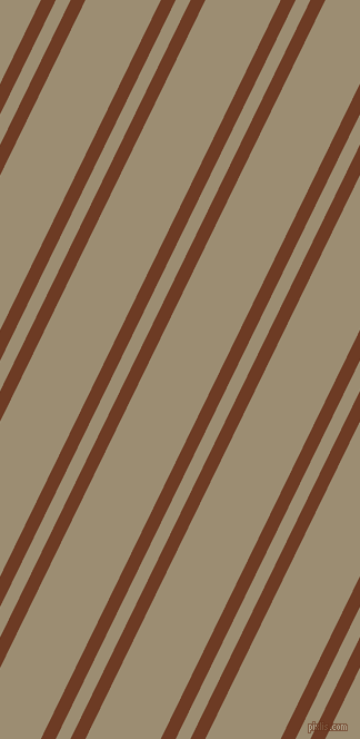 64 degree angles dual stripes line, 12 pixel line width, 12 and 61 pixels line spacing, New Amber and Pale Oyster dual two line striped seamless tileable