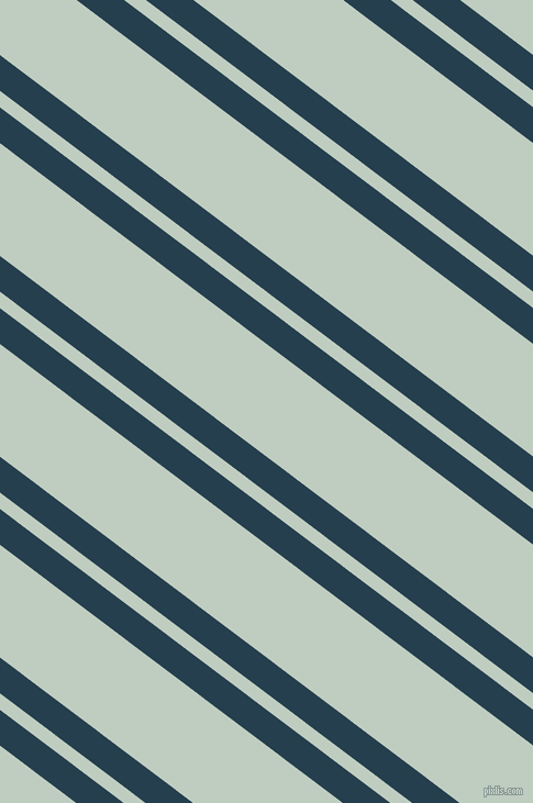 143 degree angles dual stripes lines, 26 pixel lines width, 12 and 82 pixels line spacing, Nile Blue and Paris White dual two line striped seamless tileable