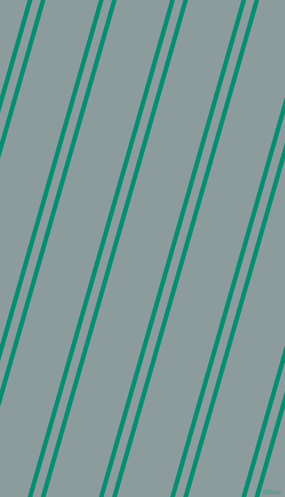 74 degree angles dual striped line, 9 pixel line width, 16 and 102 pixels line spacing, Observatory and Submarine dual two line striped seamless tileable