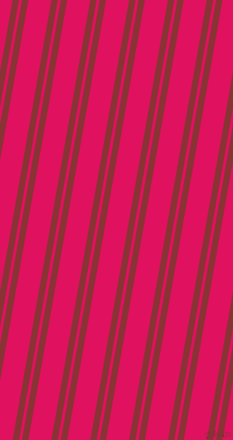 80 degree angles dual stripes line, 9 pixel line width, 4 and 32 pixels line spacing, Old Brick and Ruby dual two line striped seamless tileable