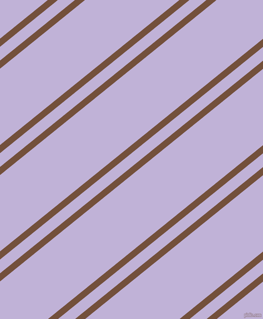 39 degree angle dual stripes lines, 13 pixel lines width, 22 and 122 pixel line spacing, Old Copper and Moon Raker dual two line striped seamless tileable