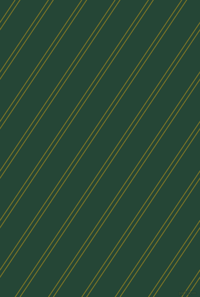 56 degree angle dual stripes line, 2 pixel line width, 6 and 45 pixel line spacing, Olivetone and Bottle Green dual two line striped seamless tileable