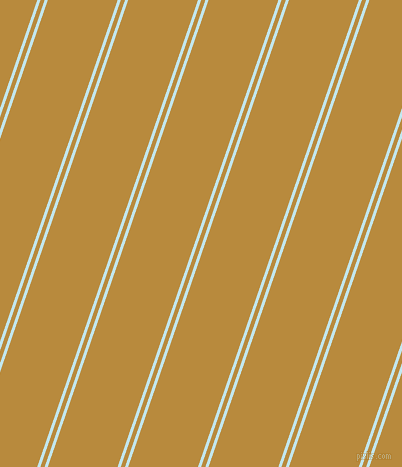 71 degree angles dual stripe line, 3 pixel line width, 4 and 66 pixels line spacing, Onahau and Marigold dual two line striped seamless tileable