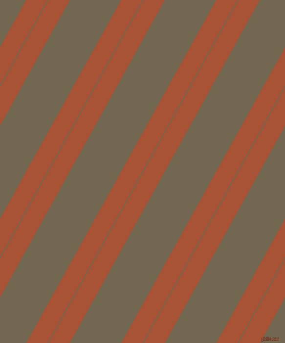 61 degree angles dual stripes lines, 38 pixel lines width, 2 and 92 pixels line spacing, Orange Roughy and Coffee dual two line striped seamless tileable