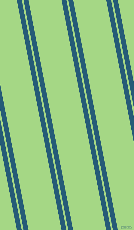 101 degree angles dual stripe lines, 16 pixel lines width, 6 and 108 pixels line spacing, Orient and Feijoa dual two line striped seamless tileable