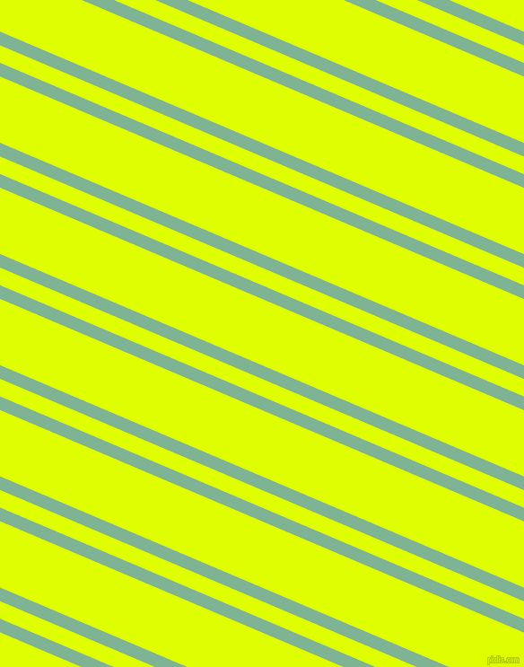 157 degree angle dual stripe line, 14 pixel line width, 18 and 68 pixel line spacing, Padua and Chartreuse Yellow dual two line striped seamless tileable
