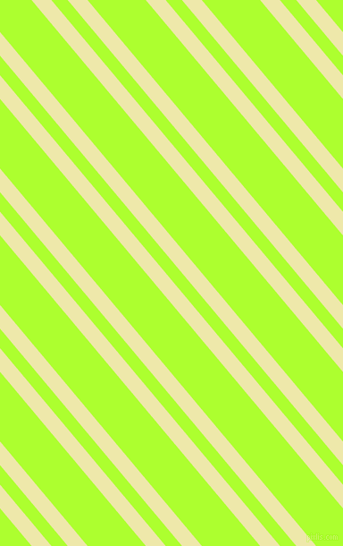 130 degree angles dual striped line, 17 pixel line width, 14 and 50 pixels line spacing, Pale Goldenrod and Green Yellow dual two line striped seamless tileable