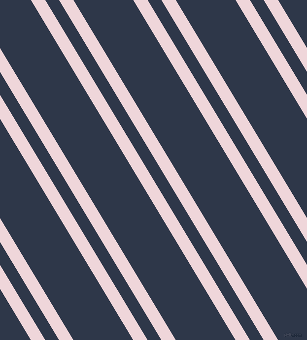 121 degree angle dual striped line, 25 pixel line width, 24 and 104 pixel line spacing, Pale Rose and Licorice dual two line striped seamless tileable