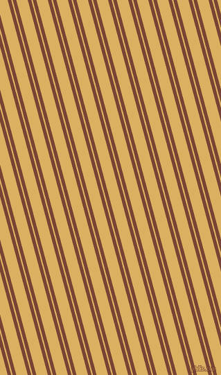 105 degree angle dual stripes line, 5 pixel line width, 2 and 16 pixel line spacing, Peanut and Equator dual two line striped seamless tileable