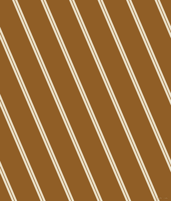 113 degree angle dual stripes lines, 7 pixel lines width, 2 and 73 pixel line spacing, Pearl Lusta and Afghan Tan dual two line striped seamless tileable