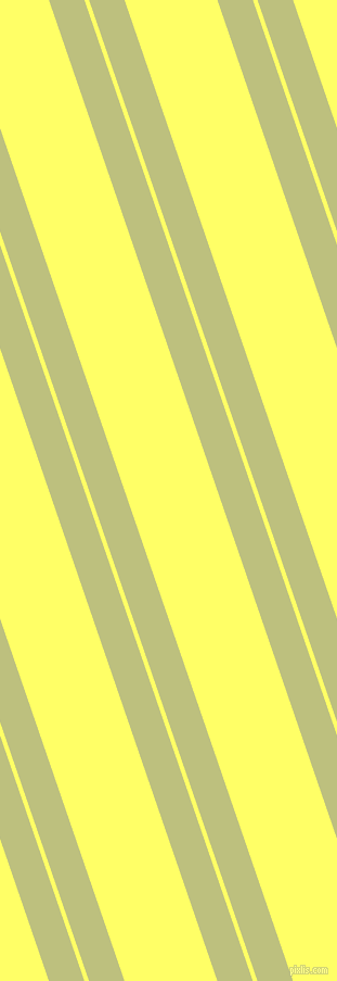 109 degree angle dual stripes line, 31 pixel line width, 4 and 81 pixel line spacing, Pine Glade and Laser Lemon dual two line striped seamless tileable