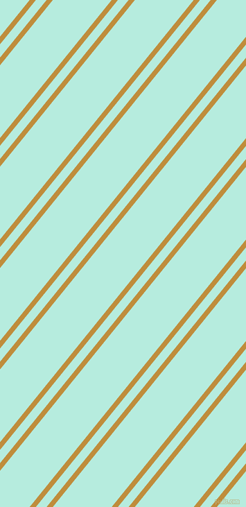 51 degree angle dual stripes lines, 7 pixel lines width, 12 and 66 pixel line spacing, Pizza and Water Leaf dual two line striped seamless tileable