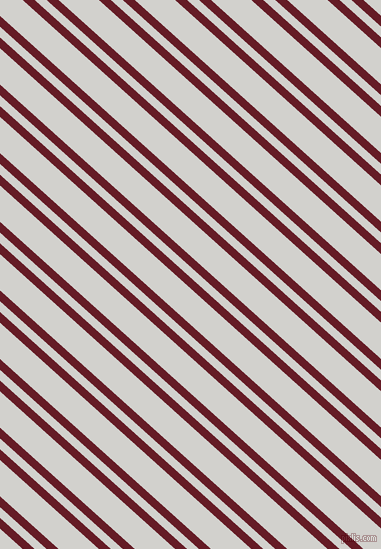 138 degree angle dual stripe lines, 8 pixel lines width, 8 and 27 pixel line spacing, Pohutukawa and Concrete dual two line striped seamless tileable