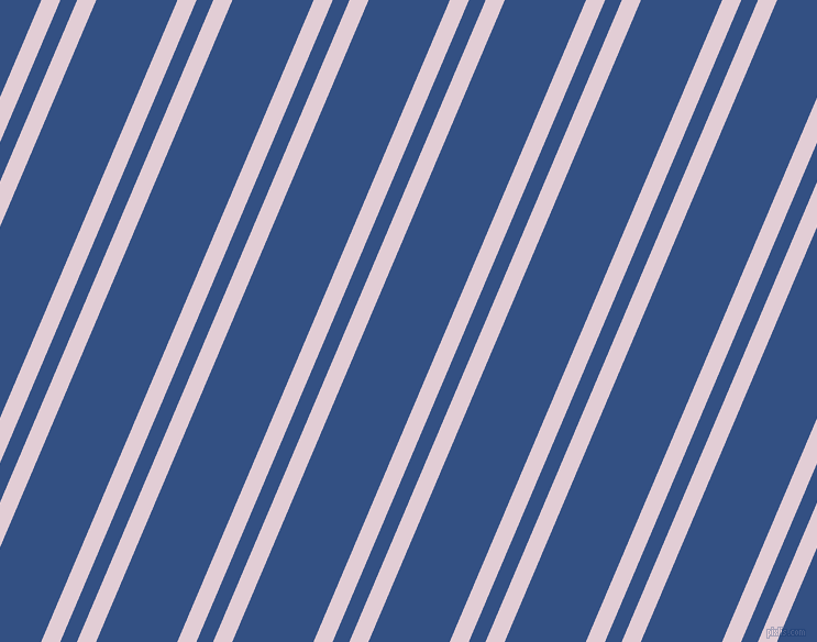 67 degree angle dual stripe lines, 16 pixel lines width, 14 and 68 pixel line spacing, Prim and Fun Blue dual two line striped seamless tileable