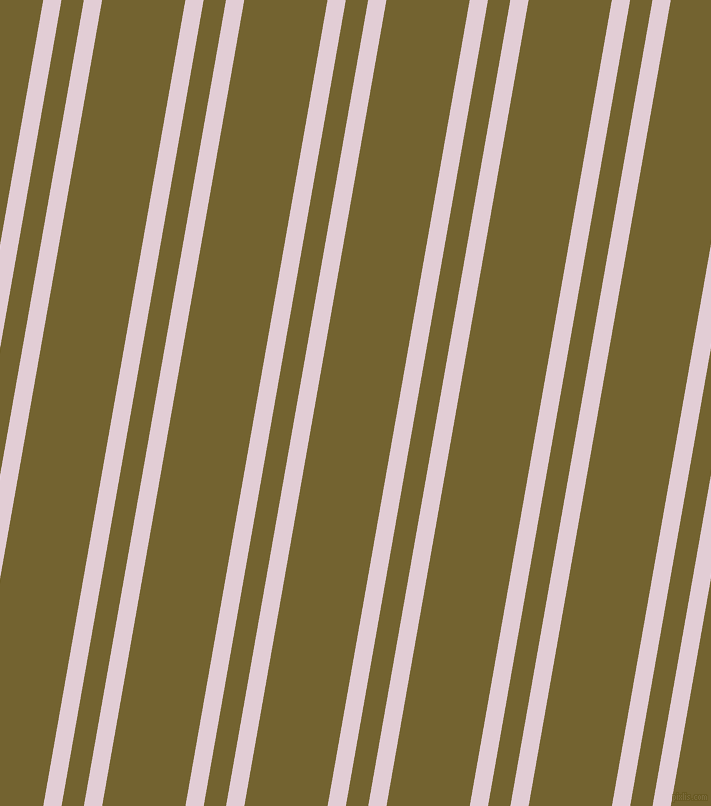 80 degree angle dual stripe line, 18 pixel line width, 22 and 82 pixel line spacing, Prim and Himalaya dual two line striped seamless tileable
