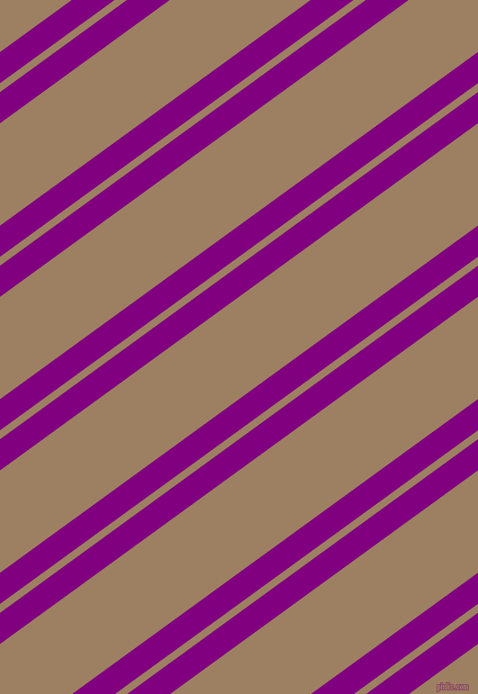 36 degree angle dual stripe line, 28 pixel line width, 8 and 92 pixel line spacing, Purple and Sorrell Brown dual two line striped seamless tileable