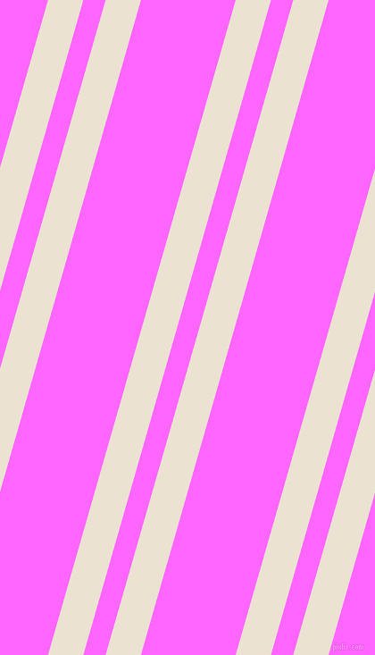 74 degree angle dual stripes line, 38 pixel line width, 24 and 102 pixel line spacing, Quarter Spanish White and Pink Flamingo dual two line striped seamless tileable