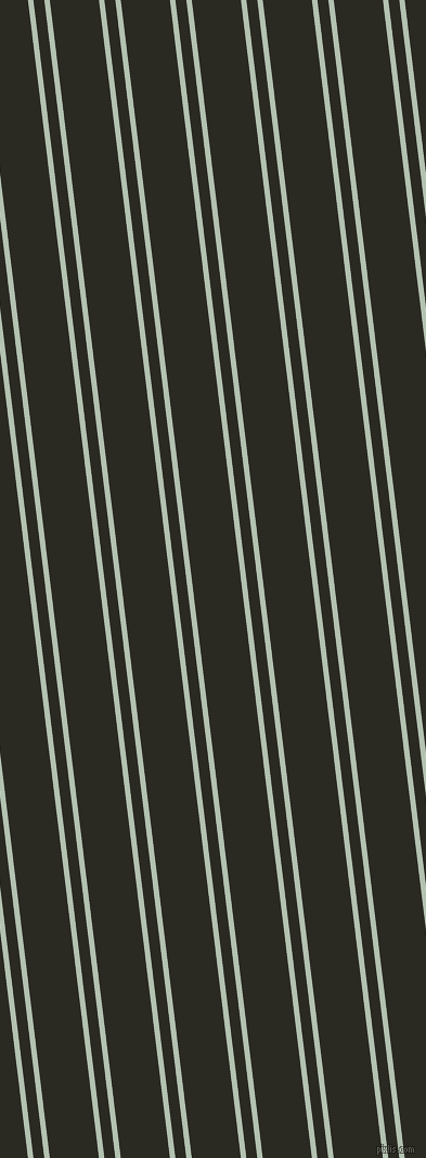 97 degree angle dual stripe line, 5 pixel line width, 10 and 45 pixel line spacing, Rainee and Maire dual two line striped seamless tileable