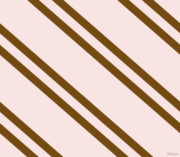 139 degree angles dual stripes line, 25 pixel line width, 28 and 116 pixels line spacing, Raw Umber and Tutu dual two line striped seamless tileable
