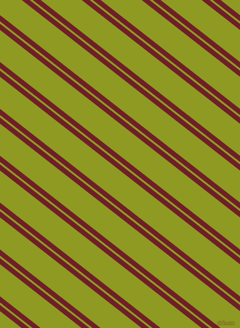 142 degree angles dual striped lines, 10 pixel lines width, 4 and 52 pixels line spacing, Red Berry and Citron dual two line striped seamless tileable