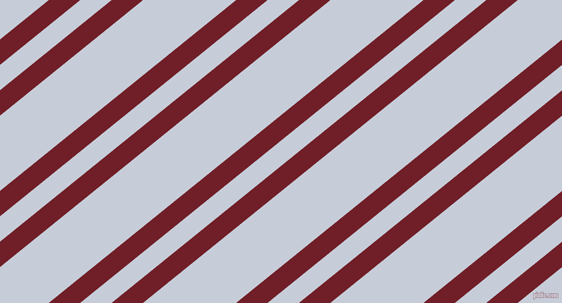 39 degree angle dual stripe lines, 28 pixel lines width, 28 and 83 pixel line spacing, Red Berry and Link Water dual two line striped seamless tileable