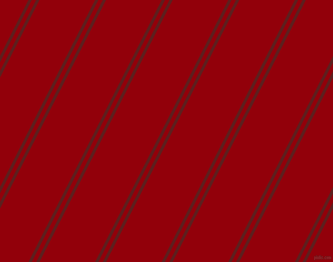 63 degree angles dual stripes line, 6 pixel line width, 8 and 101 pixels line spacing, Red Oxide and Sangria dual two line striped seamless tileable