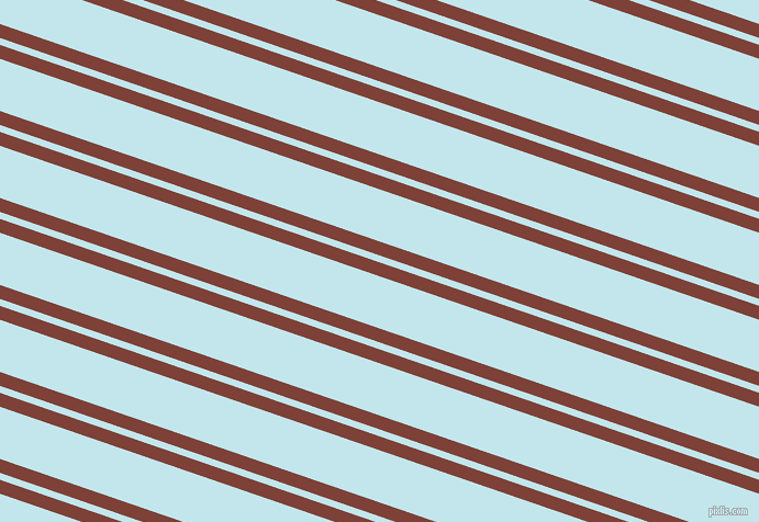 161 degree angles dual stripe lines, 12 pixel lines width, 6 and 45 pixels line spacing, Red Robin and Onahau dual two line striped seamless tileable