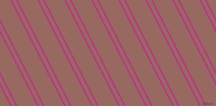117 degree angle dual striped line, 5 pixel line width, 12 and 59 pixel line spacing, Red Violet and Dark Chestnut dual two line striped seamless tileable