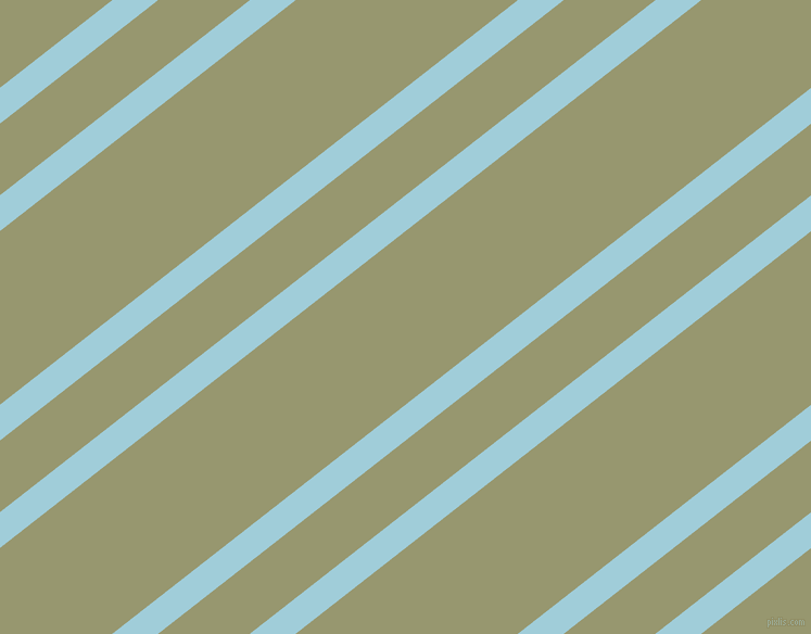 38 degree angle dual stripe line, 26 pixel line width, 52 and 126 pixel line spacing, Regent St Blue and Malachite Green dual two line striped seamless tileable
