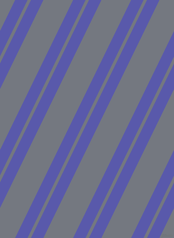 64 degree angle dual stripe line, 37 pixel line width, 10 and 88 pixel line spacing, Rich Blue and Storm Grey dual two line striped seamless tileable