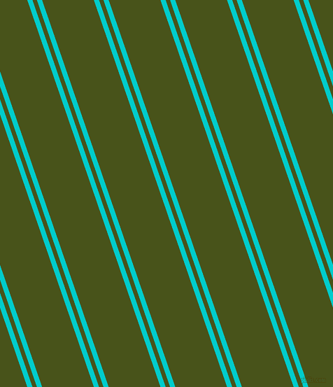 109 degree angle dual stripes line, 7 pixel line width, 6 and 70 pixel line spacing, Robin