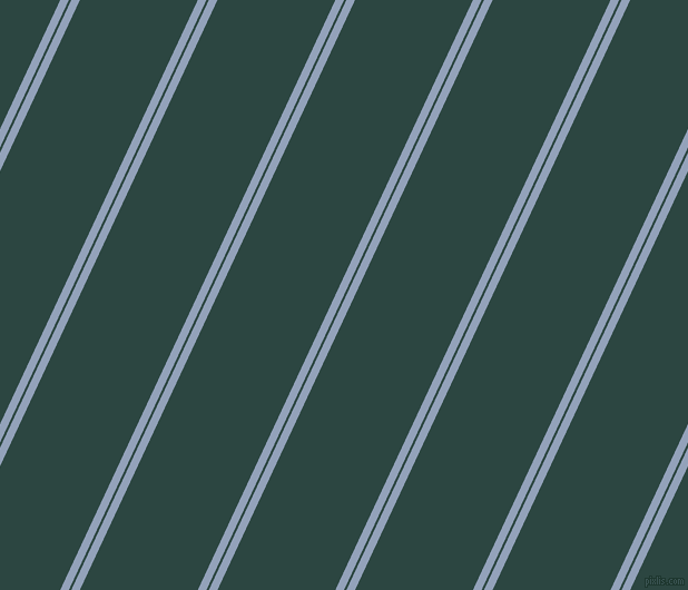 65 degree angle dual stripe lines, 7 pixel lines width, 2 and 96 pixel line spacing, Rock Blue and Gable Green dual two line striped seamless tileable