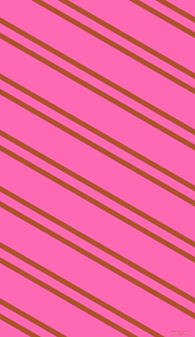 150 degree angles dual stripes line, 10 pixel line width, 16 and 60 pixels line spacing, Rose Of Sharon and Hot Pink dual two line striped seamless tileable