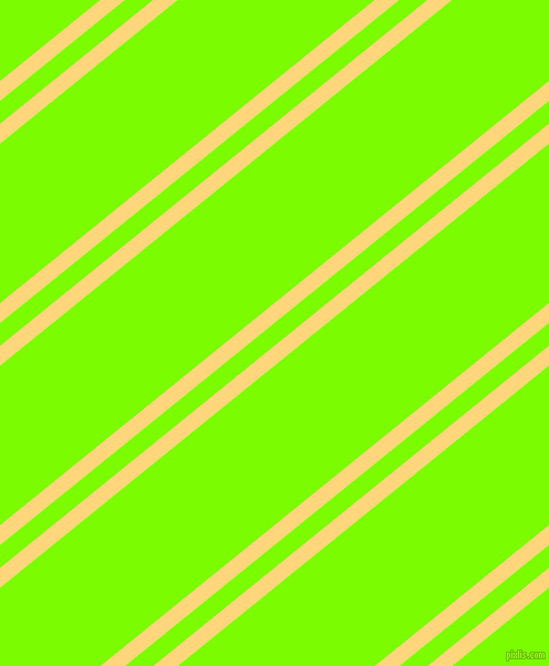 39 degree angles dual striped lines, 14 pixel lines width, 16 and 112 pixels line spacing, Salomie and Lawn Green dual two line striped seamless tileable