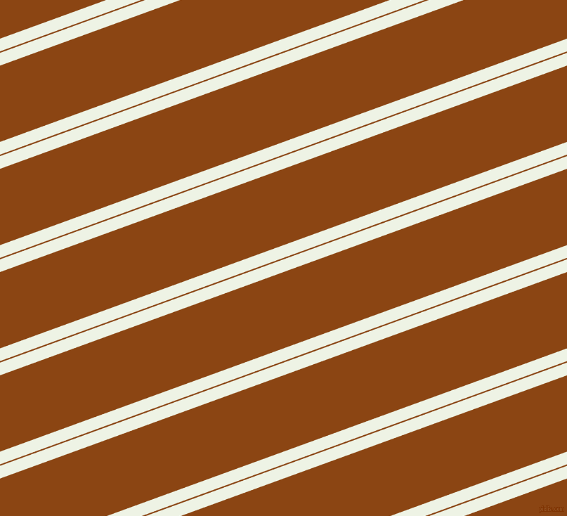 20 degree angles dual stripes line, 17 pixel line width, 2 and 102 pixels line spacing, Saltpan and Saddle Brown dual two line striped seamless tileable