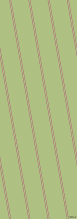 100 degree angles dual striped line, 4 pixel line width, 2 and 71 pixels line spacing, Sandrift and Caper dual two line striped seamless tileable