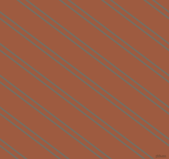143 degree angle dual stripe line, 6 pixel line width, 12 and 64 pixel line spacing, Sandstone and Sepia dual two line striped seamless tileable