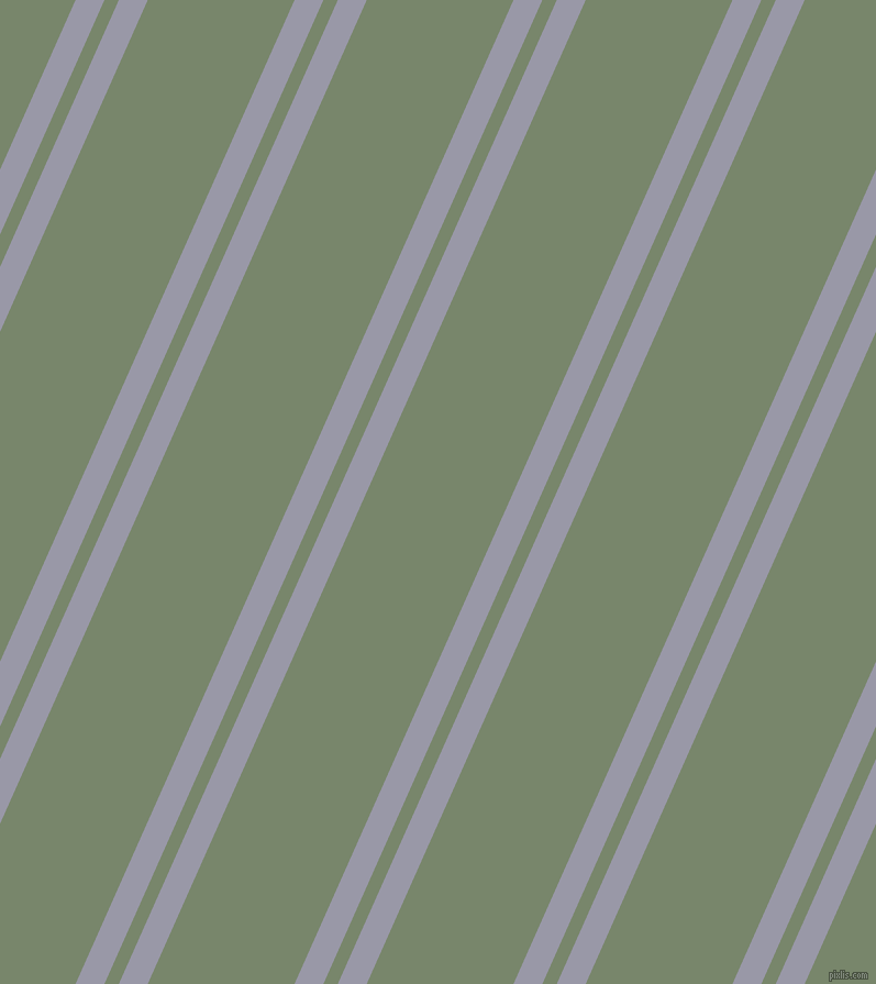 66 degree angles dual stripe lines, 24 pixel lines width, 12 and 122 pixels line spacing, Santas Grey and Camouflage Green dual two line striped seamless tileable