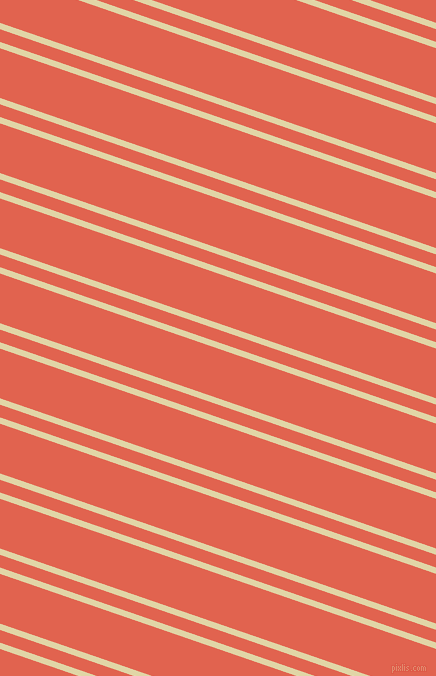 161 degree angles dual stripe line, 6 pixel line width, 12 and 47 pixels line spacing, Sapling and Flamingo dual two line striped seamless tileable
