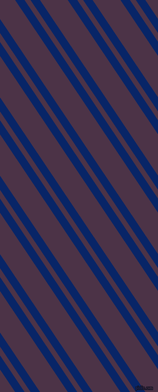 124 degree angles dual stripes lines, 16 pixel lines width, 10 and 47 pixels line spacing, Sapphire and Loulou dual two line striped seamless tileable