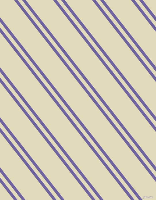 128 degree angle dual striped line, 10 pixel line width, 12 and 75 pixel line spacing, Scampi and Coconut Cream dual two line striped seamless tileable