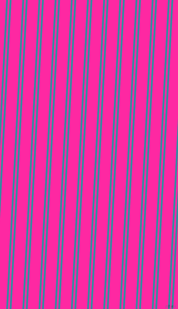 87 degree angles dual striped lines, 6 pixel lines width, 6 and 37 pixels line spacing, Scooter and Persian Rose dual two line striped seamless tileable