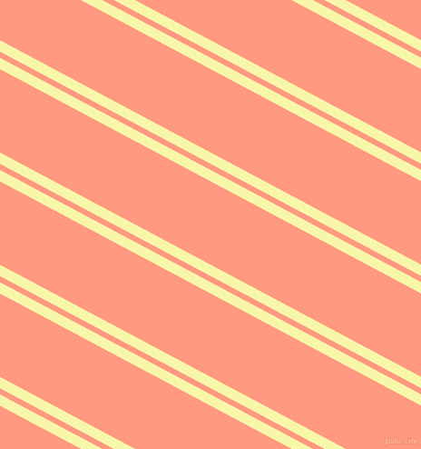 152 degree angles dual stripe lines, 11 pixel lines width, 6 and 81 pixels line spacing, Shalimar and Vivid Tangerine dual two line striped seamless tileable