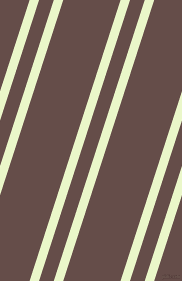 72 degree angle dual stripes line, 18 pixel line width, 28 and 109 pixel line spacing, Snow Flurry and Congo Brown dual two line striped seamless tileable
