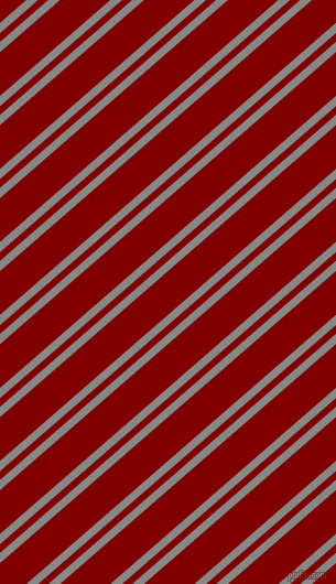 41 degree angles dual stripe lines, 7 pixel lines width, 6 and 30 pixels line spacing, Stack and Maroon dual two line striped seamless tileable
