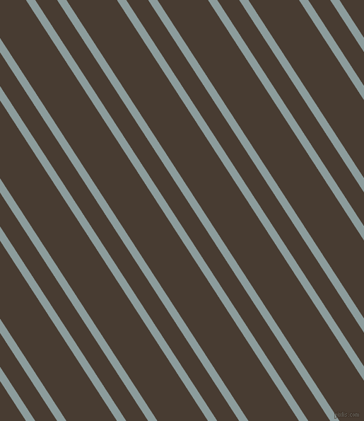 123 degree angles dual stripe line, 11 pixel line width, 26 and 60 pixels line spacing, Submarine and Taupe dual two line striped seamless tileable