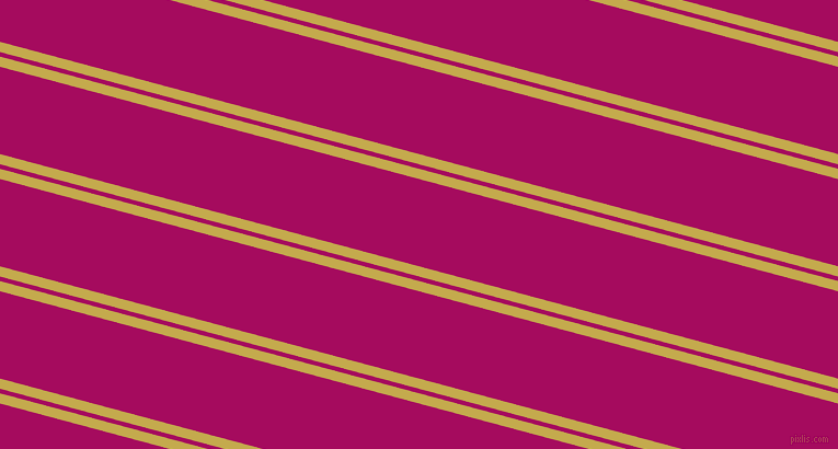 165 degree angles dual striped line, 9 pixel line width, 4 and 77 pixels line spacing, Sundance and Jazzberry Jam dual two line striped seamless tileable