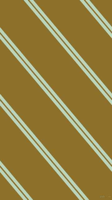 130 degree angles dual stripes lines, 10 pixel lines width, 4 and 114 pixels line spacing, Surf and Corn Harvest dual two line striped seamless tileable